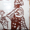 Lord Bless Me 21 - Tile by Gloria Ssali