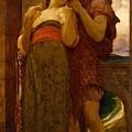 Lord Frederic Leighton - Wedded by Wedded