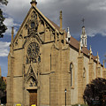 Loretto Chapel - Santa Fe by Mike McGlothlen