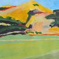 Los Alamos Valley Iv by Deborah Hildinger