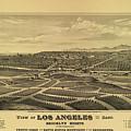 Los Angeles 1877 by Mountain Dreams