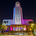 Los Angeles City Hall by Art K