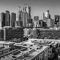 Los Angeles Skyline 7.4.18 by Gene Parks