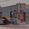 Los Angeles Urban Art by Rob Hans