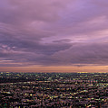 Los Angels Sunset by Steve Williams