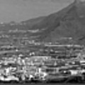 Los Gigantes Panorama 3 by Jouko Lehto
