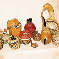 Lost Art Of Basket Making by Barbara Adkins