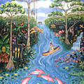 Lost In The Amazon by Linda Mears