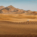 Lost In The Desert by Alexandre Rotenberg
