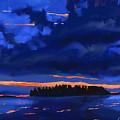 Lost Island by David Loblaw