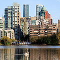Lost Lagoon Vancouver  by Marc Stuelken