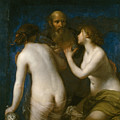 Lot And His Daughters by Francesco Furini