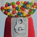 Lots Of Gumballs by Janet Guss
