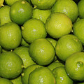 Lots Of Limes by Marna Edwards Flavell