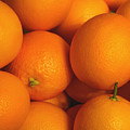 Lots Of Oranges by Marna Edwards Flavell