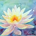 Lotus Awakens by Caroline Patrick