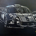 Lotus Exige Gt3 by Richard Le Page
