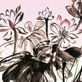 Lotus by Irina Davis