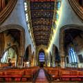 Loughborough Church - Nave Vertorama by Yhun Suarez