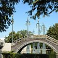 Louis Armstrong Park - New Orleans by Debra Martz