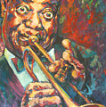 Louis Armstrong by Tachi Pintor