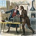 Louis J.m. Daguerre by Granger