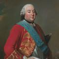 Louis Philippe D'orleans As Duke Of Orleans by Alexander Roslin