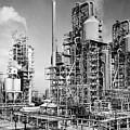 Louisiana: Oil Refinery by Granger