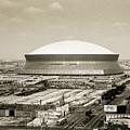 Louisiana Superdome by KG Thienemann