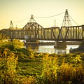 Louisiana Swing Bridge by Imagery by Charly