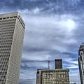 Louisville Blue Sky by FineArtRoyal Joshua Mimbs