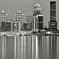 Louisville Gray by Frozen in Time Fine Art Photography