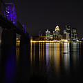 Louisville Kentucky 2 by Kevin  Whitworth