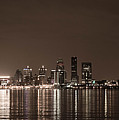 Louisville Lights by Lee Richardson