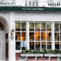 Lou's Of Hanover New Hampshire by Edward Fielding
