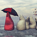 Lousy Weather by Jutta Maria Pusl