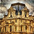 Louvre A La Grunge by Greg Sharpe
