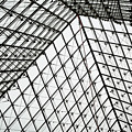 Louvre Above by Christina Zizzo