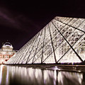 Louvre Museum 4 Art by Alex Art and Photo