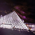 Louvre Museum 5 Art by Alex Art and Photo