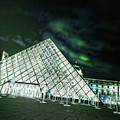 Louvre Museum 5b Art by Alex Art and Photo