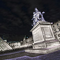 Louvre Museum 7 Art by Alex Art and Photo
