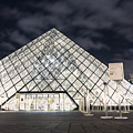 Louvre Museum Art by Alex Art and Photo