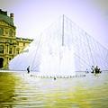Louvre Museum by Dilek Biville
