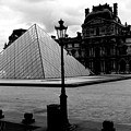 Louvre Museum  by Win Naing