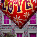 Love Above by Jez C Self