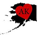 Love Alaska Black by Custom Home Fashions