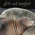 Love And Snuggles by Carol Groenen
