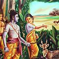 Love And Valour- Ramayana- The Divine Saga by Ragunath Venkatraman