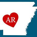 Love Arkansas White by Custom Home Fashions
